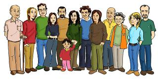 Gymkana «la familia»