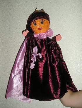 Cómo hacer una marioneta