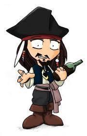 Cuando un pirata baila
