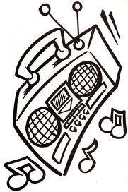 La chica de la radio