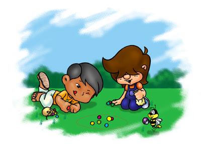 Juegos al aire libre II