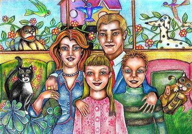"""Gymkana """"La foto de familia"""""""