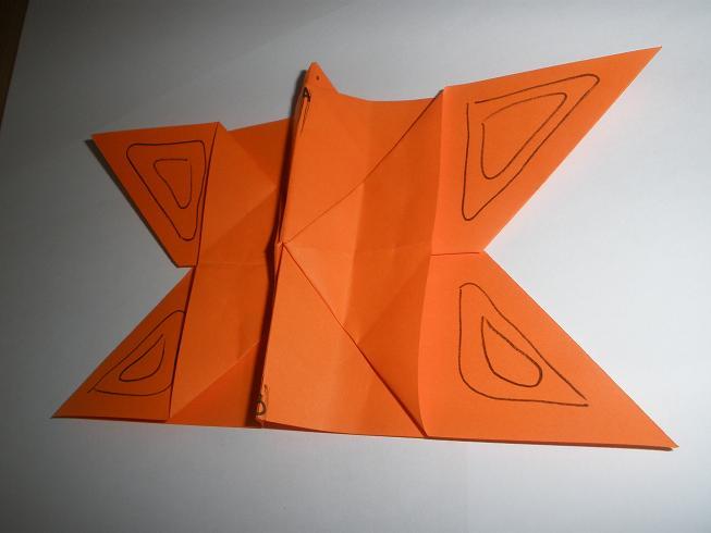 Cómo hacer una Mariposa con papel