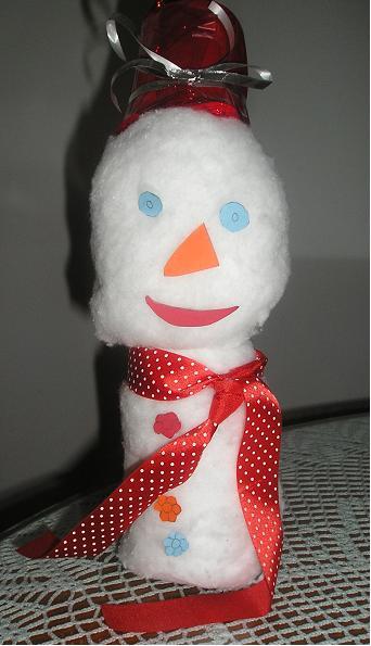 Cómo hacer un Muñeco de nieve