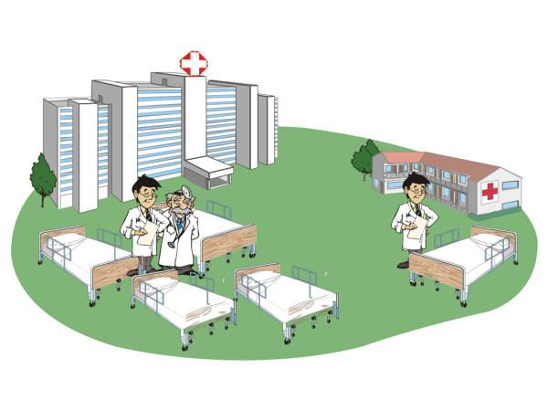 El hospital encantado