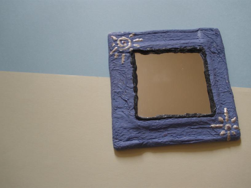 Cómo hacer un espejo