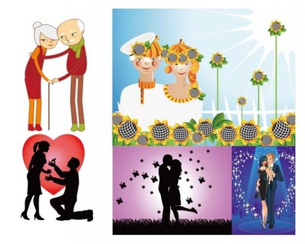 Dinámicas competición entre parejas