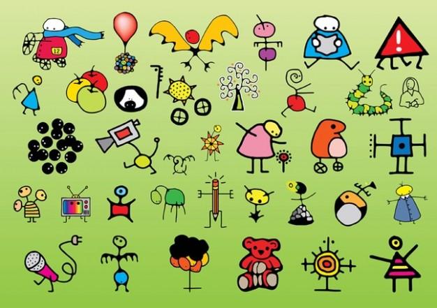 Características psicológicas en la infancia y niñez