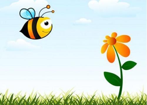 Las fantasías de una abeja