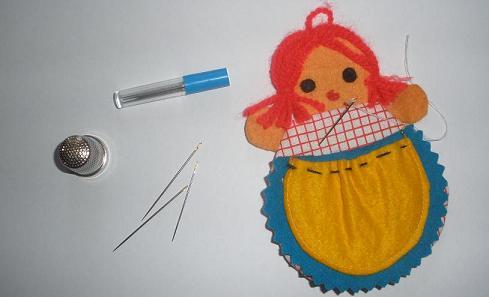 Cómo hacer un kit de costura