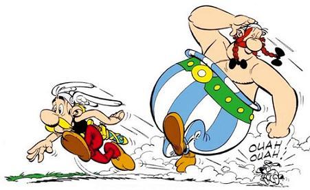 """Semana Infantil """"Asterix y Obelix"""""""