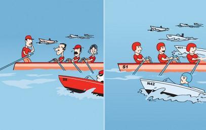 Hundir la flota