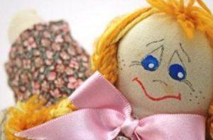 muñeca de azul | teocio