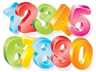 Canción de números