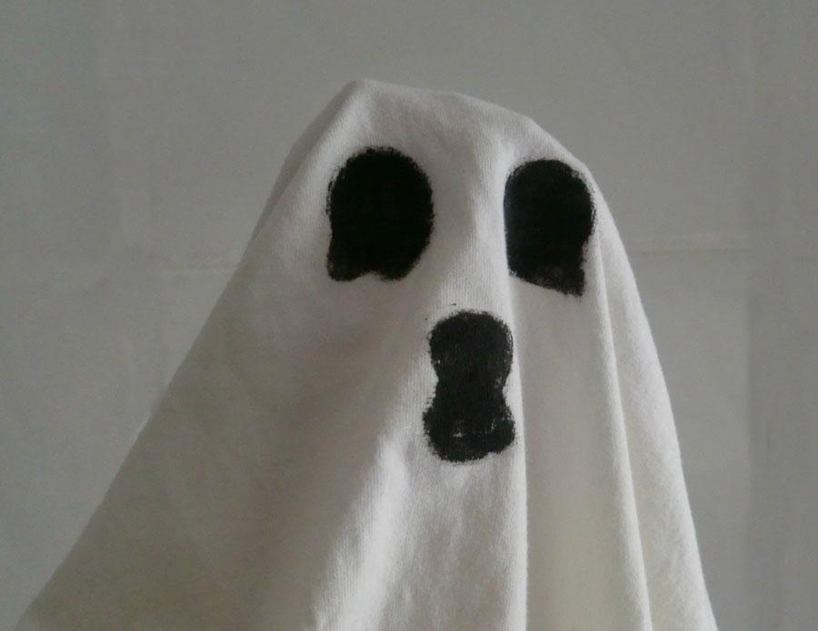 Calabazas y fantasmas