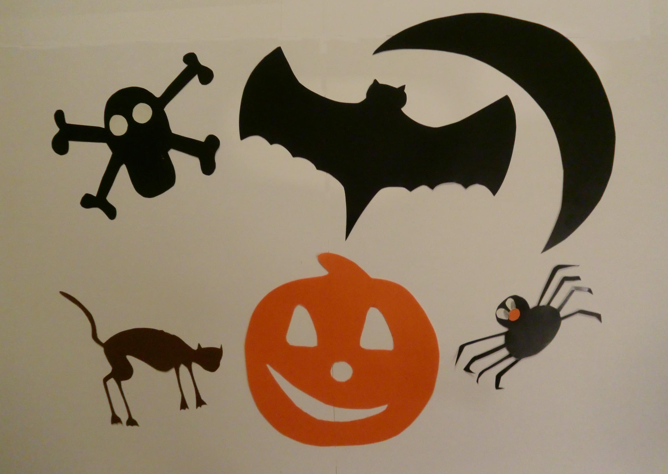 Dibujos para Halloween Manualidades teOcio teOcio El portal