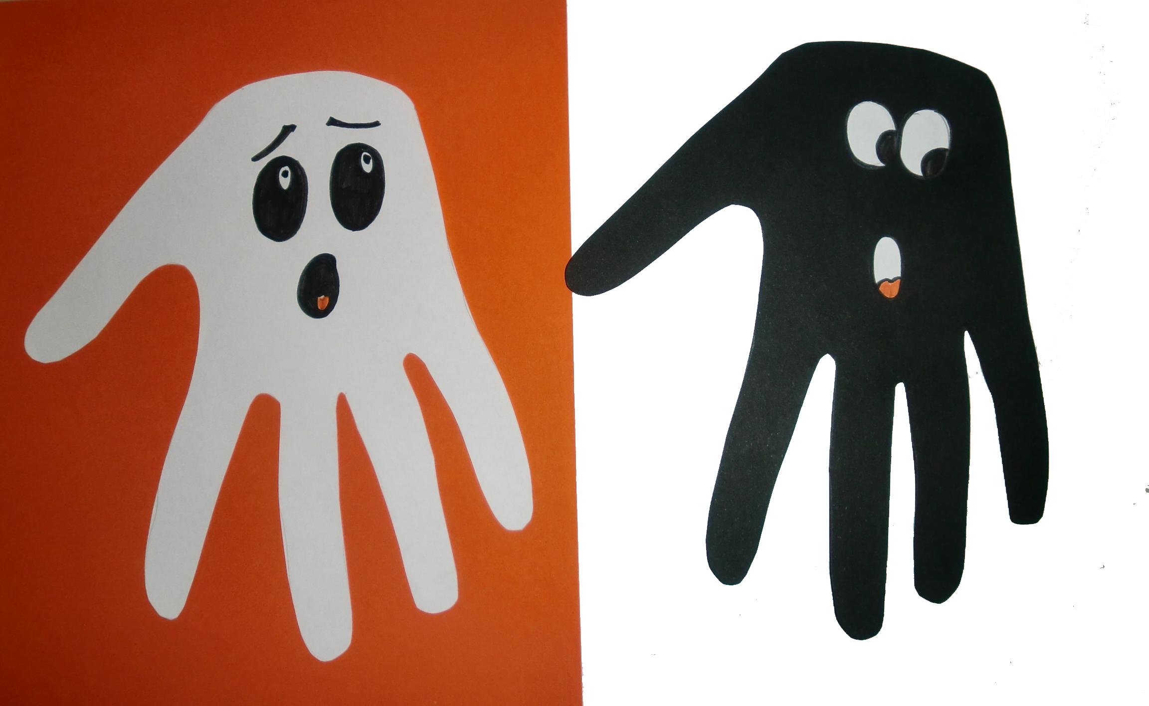 Fantasmas para Halloween