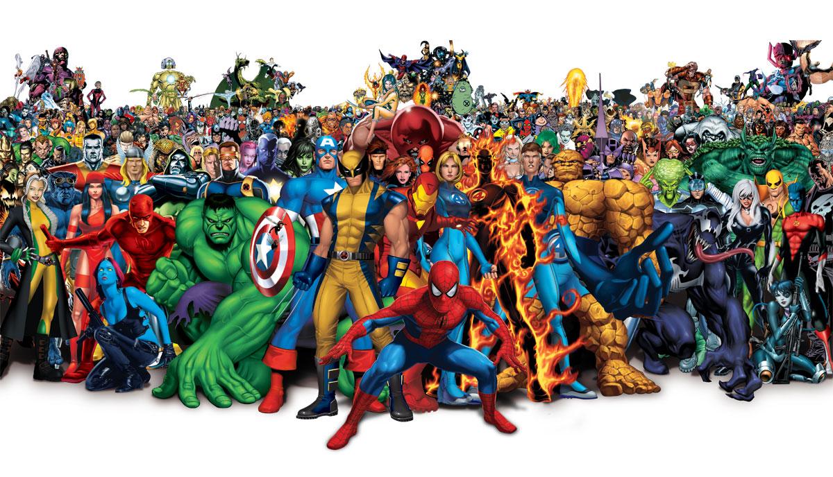 Campamento «Los Superhéroes»