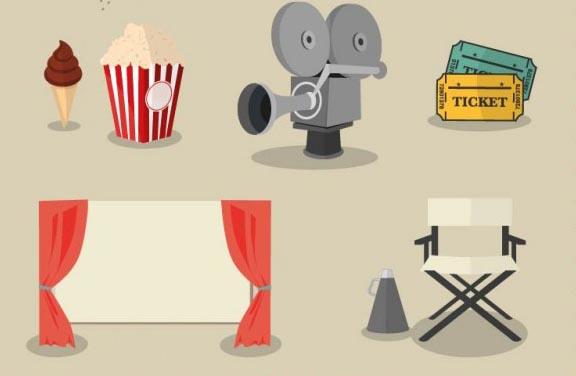 La feria del cine