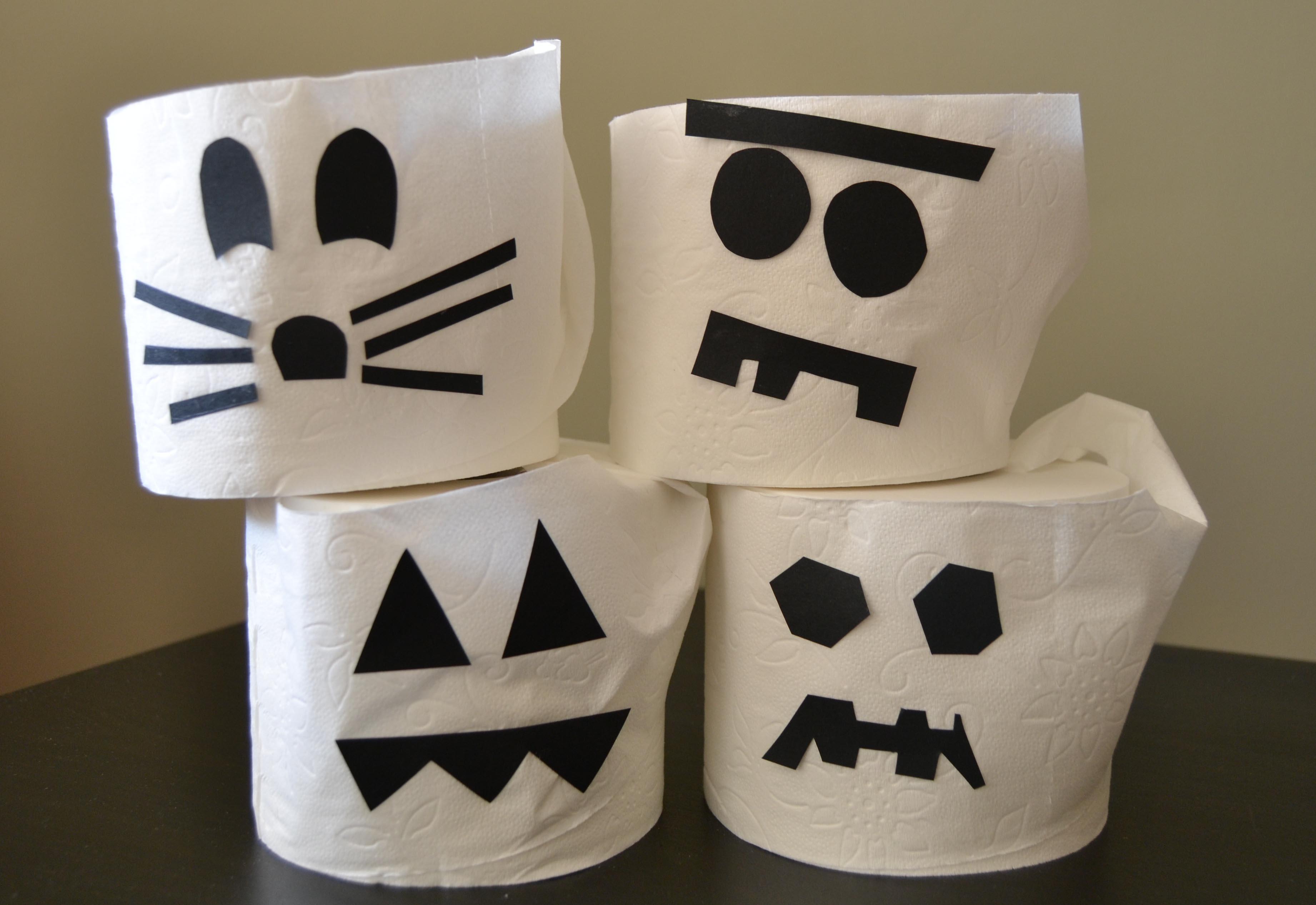 Momias para Hallowen